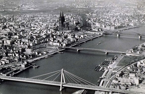 Brücken In Köln
